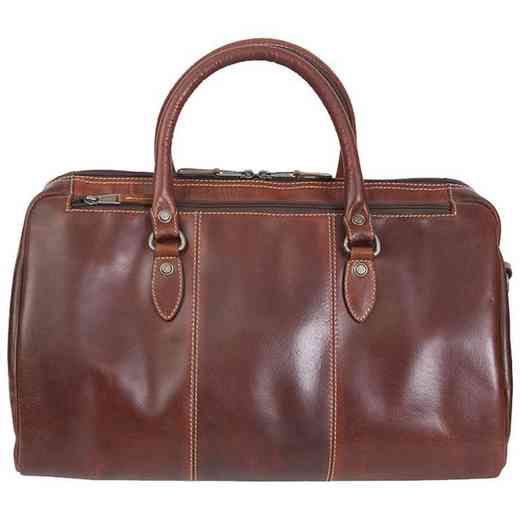 CY174D: Niagara Canyon Leather Duffel Bag