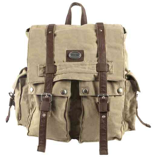 SC203P: Cruz Canvas Backpack