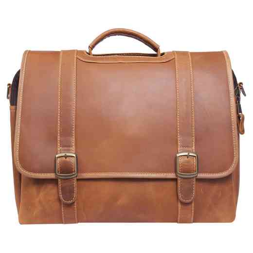 CS226: Old Fort Canyon Leather Computer Briefcase_CS226-26_Tan