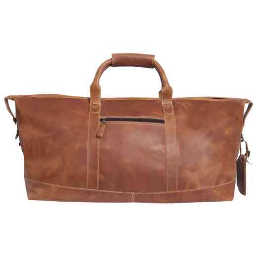 CS300: Little River Leather Duffel Bag_CS300-26_Tan