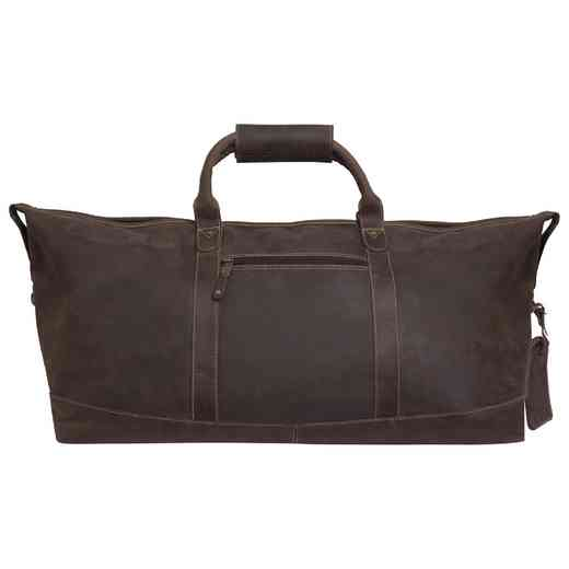 CS300: Little River Leather Duffel Bag_CS300-44_Brown