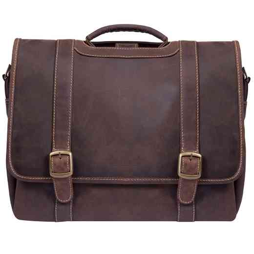 CS226: Old Fort Canyon Leather Computer Briefcase_CS226-44_Brown