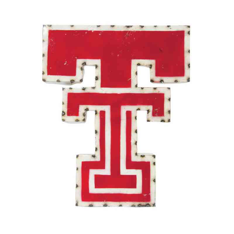 Texas Tech Collegiate Metal Sign Metal Signs College Fan Shop Sale