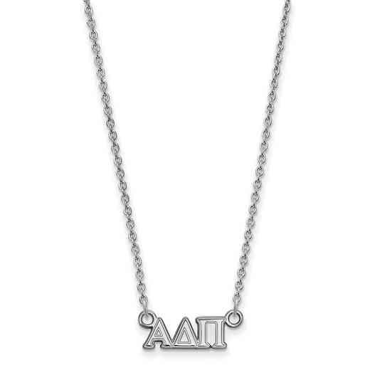 SS006ADP-18: 925 Logoart ADP Necklace