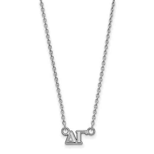SS006DG-18: 925 Logoart DG Necklace