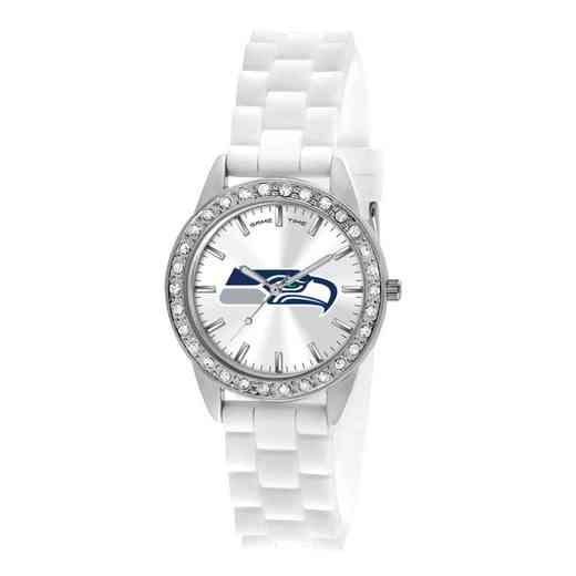 XWL1121: Ladies' NFL Frost Watch - Seattle Seahawks
