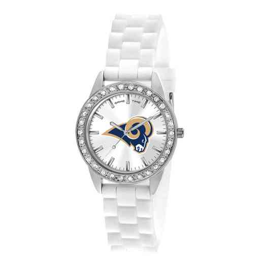 XWL1093: Ladies' NFL Frost Watch - Los Angeles Rams