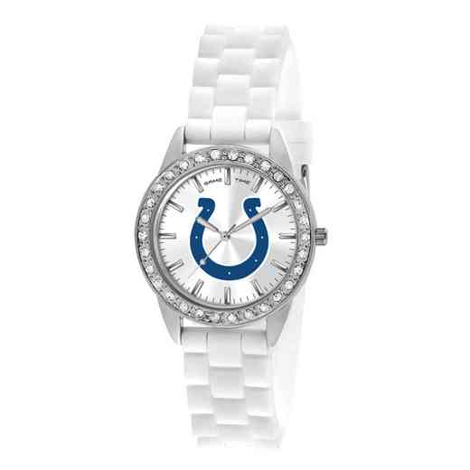 XWL1107: Ladies' NFL Frost Watch - Indianapolis Colts