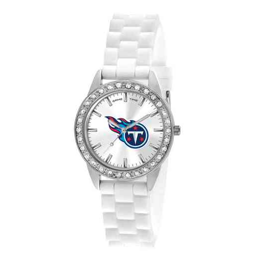 XWL1123: Ladies' NFL Frost Watch - Tennessee Titans