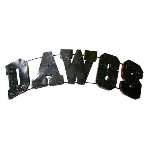 DAWGSWD: Georgia Dawgs Metal Décor