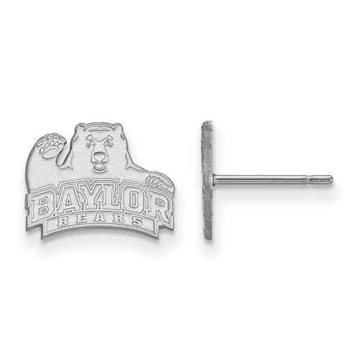 SS007BU: 925 Baylor XS Post Earrings